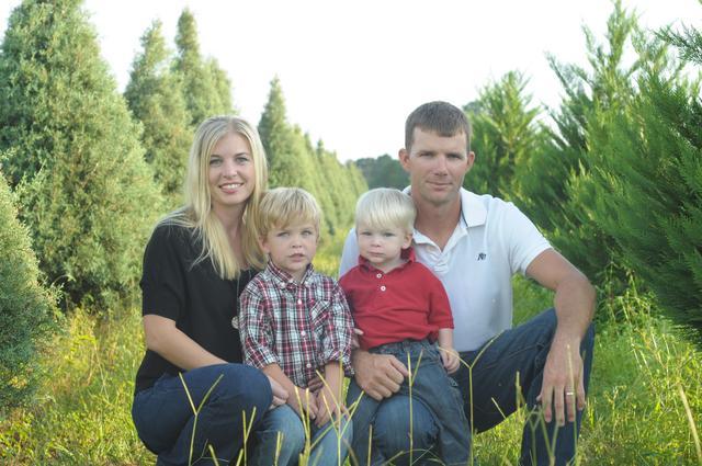 Christmas Tree Farms In Louisiana